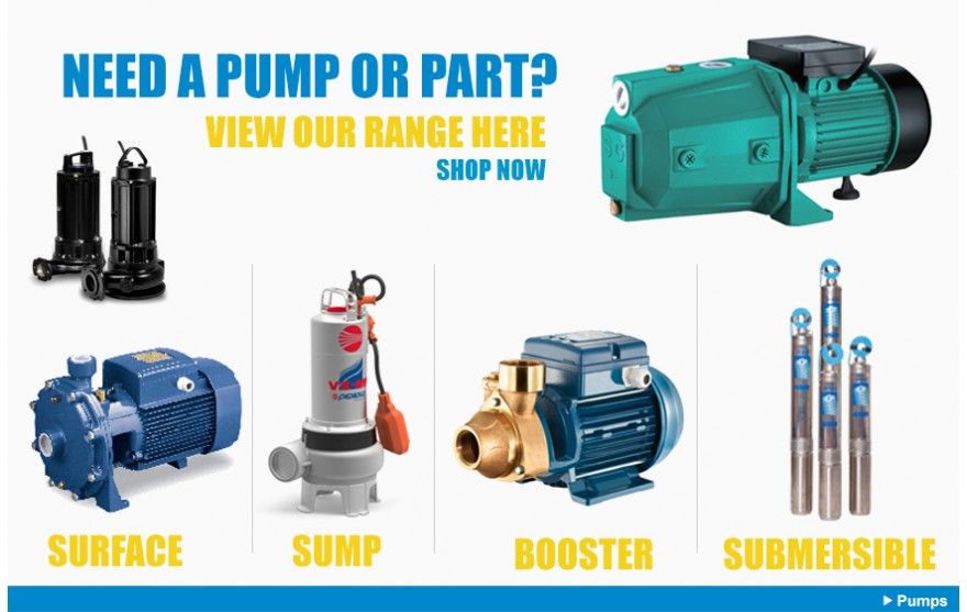 View Our Pumps